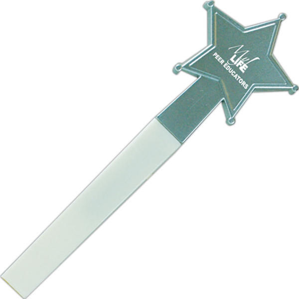 Custom Badge pen