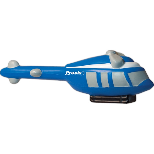 Promotional Squeezies (R) helicopter stress reliever