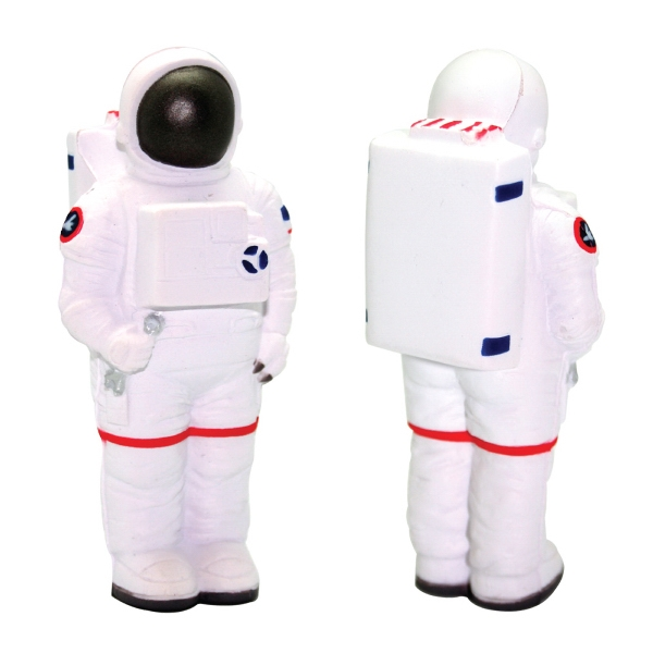 Personalized Squeezies (R) Astronaut stress reliever