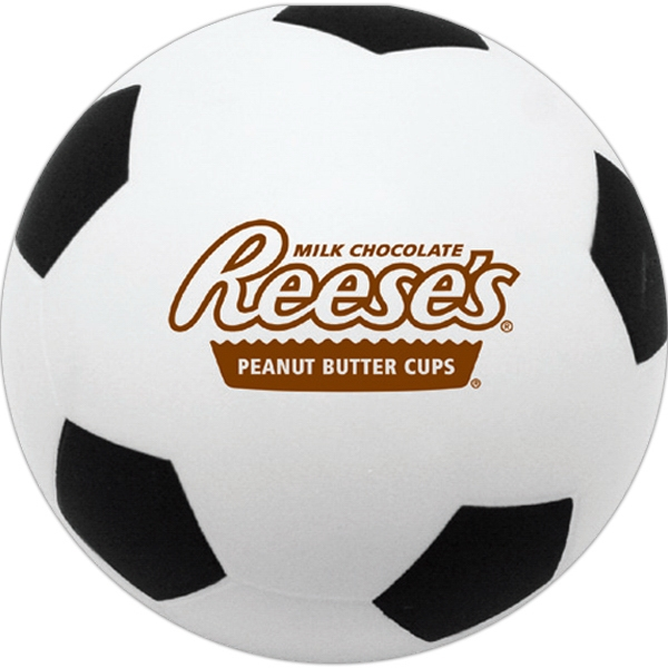 Promotional Squeezies (R) Soccer Ball Stress Reliever