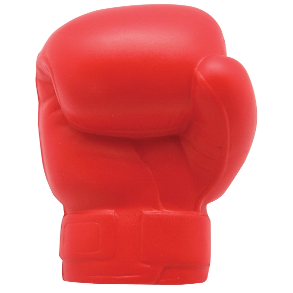 Imprinted Squeezies (R) boxing glove stress reliever