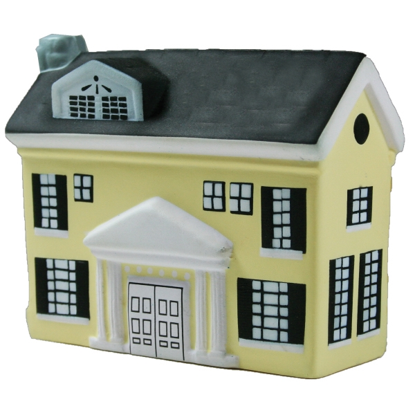 Promotional Squeezies (R) mansion stress reliever