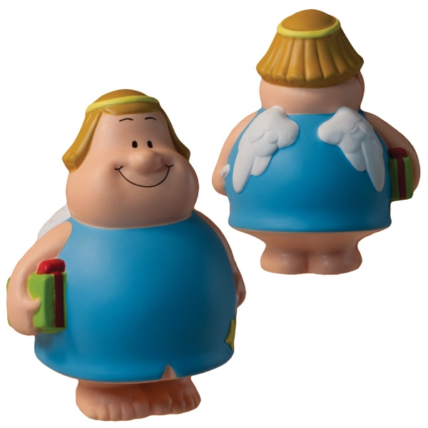 Personalized Squeezies (R) Angel Bert (TM) stress reliever