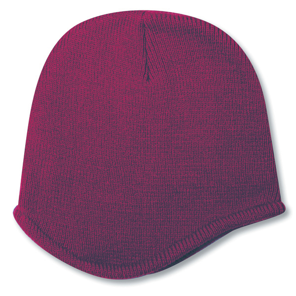 Imprinted Beanie with Fleece Lining