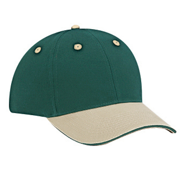 Custom Six Panel Low Profile Pro Style Cap