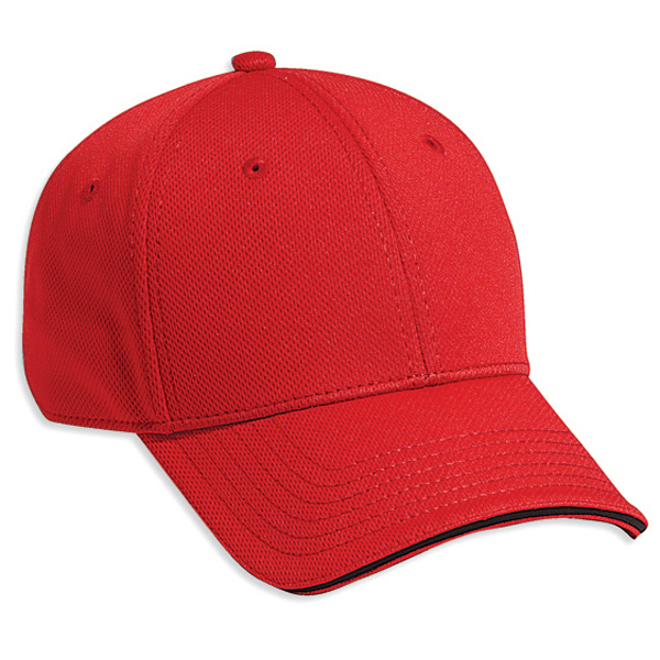 Imprinted Six Panel Low Profile Pro Style Cap