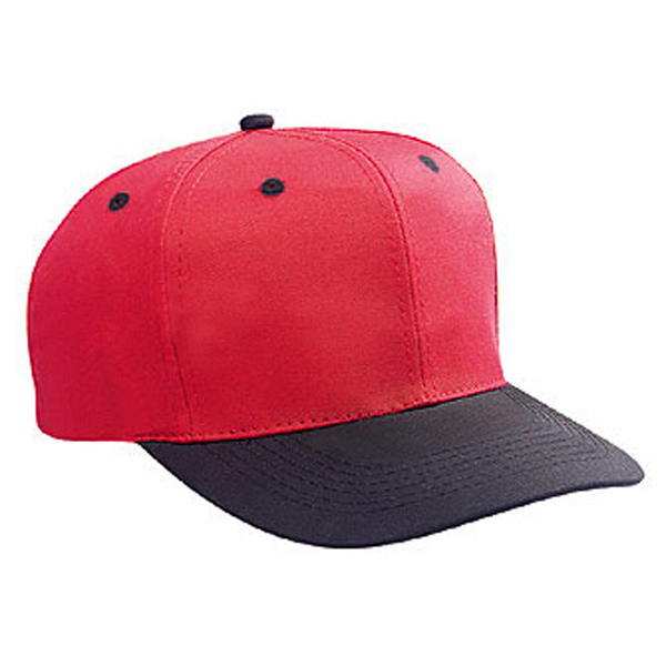 Promotional Six Panel Low Crown Pro Style Cap