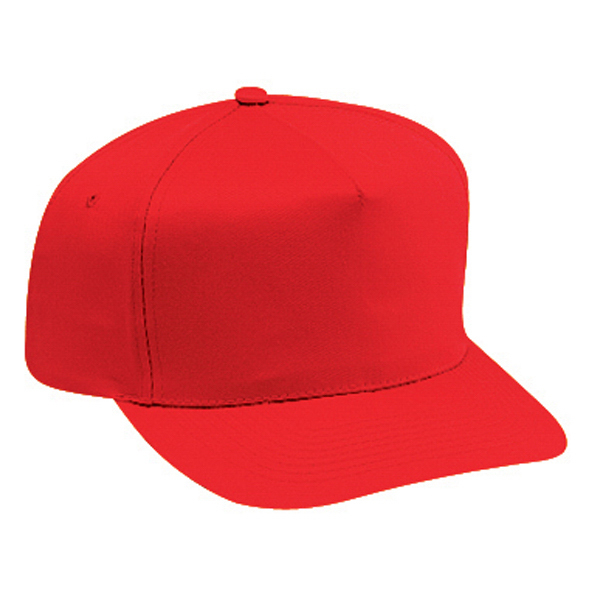 Personalized Five Panel Pro Style Cap