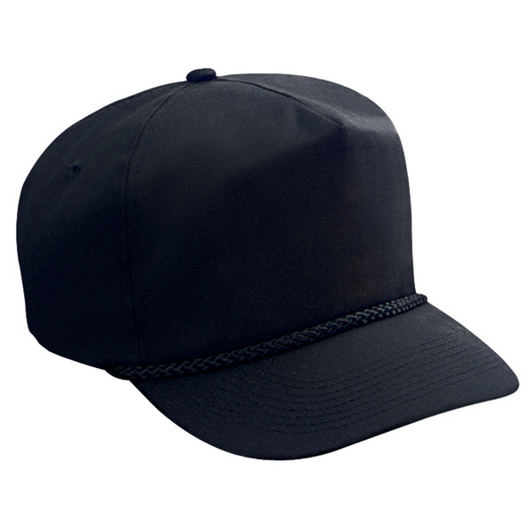 Customized Low Crown Golf Style Cap