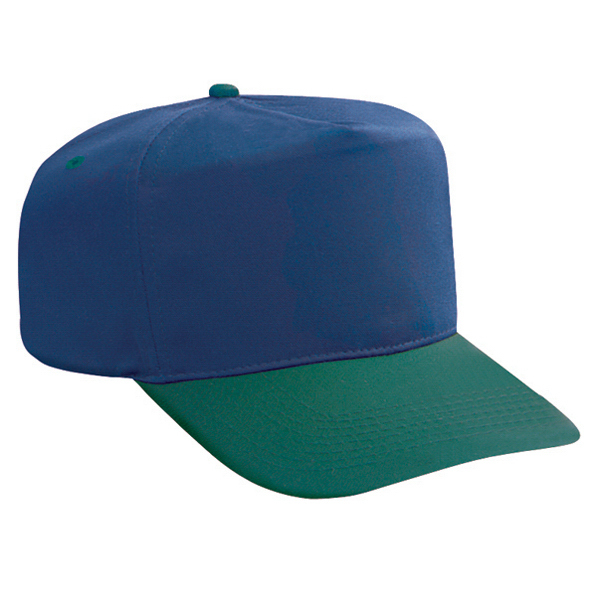 Printed High Crown Golf Style Cap