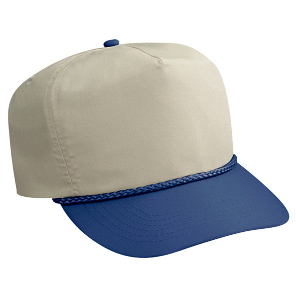 Customized High Crown Golf Style Cap