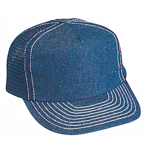 Customized High Crown Golf Style Mesh Back Cap