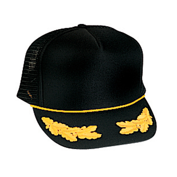 Promotional High Crown Golf Style Mesh Back Cap