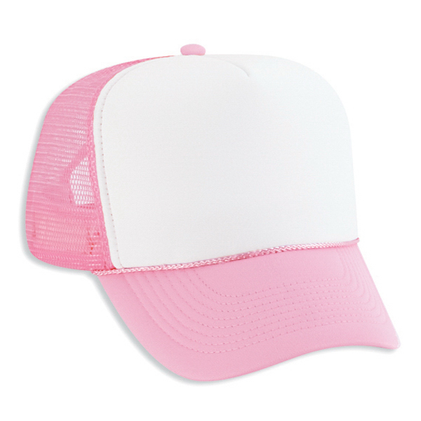 Personalized High Crown Golf Style Mesh Back Cap