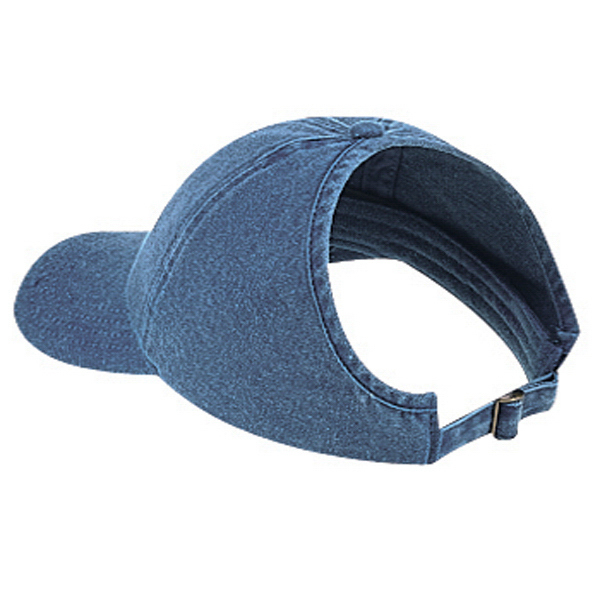 Personalized Ponytail Low Profile Pro Style Cap