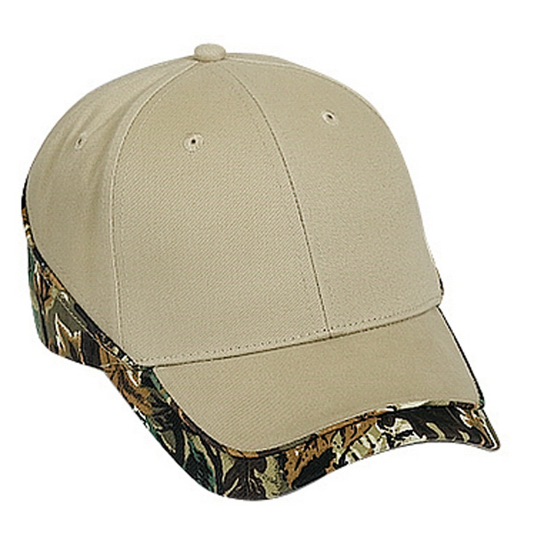 Customized Six Panel Low Profile Pro Style Cap
