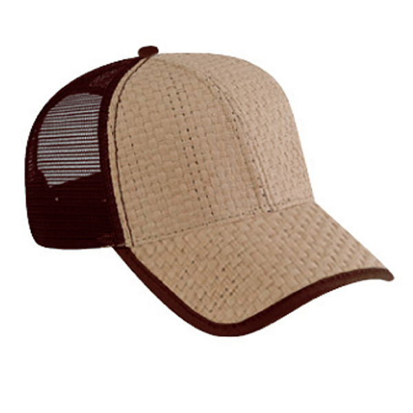 Personalized Low Profile Pro Style Mesh Back Cap