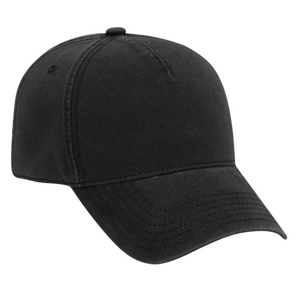 Personalized Five Panel Low Profile Pro Style Cap