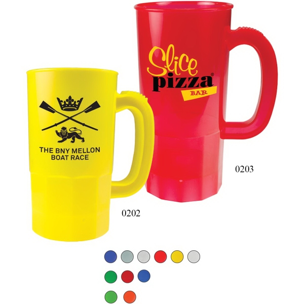 Personalized 14 oz & 22 oz Steins