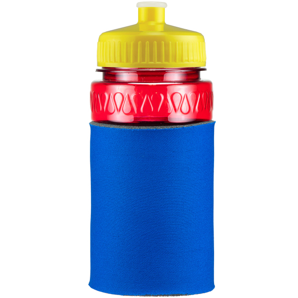 Custom 16 oz Foam Insulated Bottle