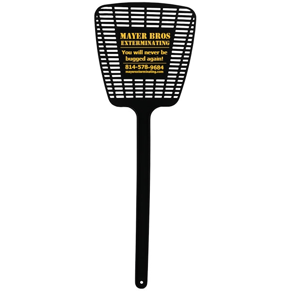 "Customized 16"" Giant Fly Swatter"