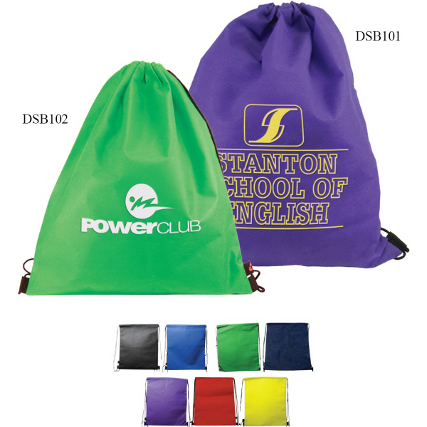 Customized Drawstring Backpack