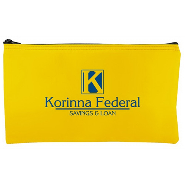 Customized Horizontal Bank Bag