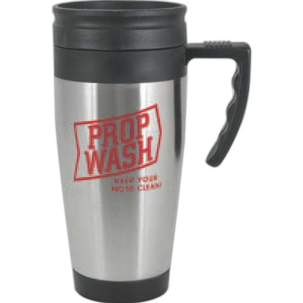Personalized 14 oz. Insulated mug