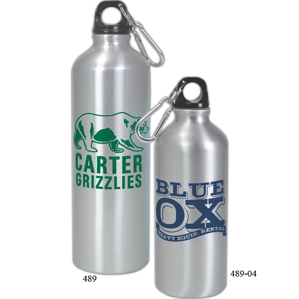 Customized Aluminum Water Bottles