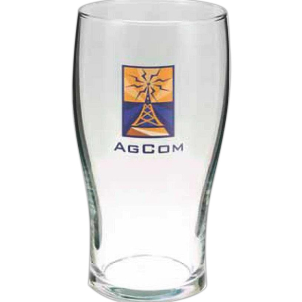 Printed Pub Glass, 20 oz