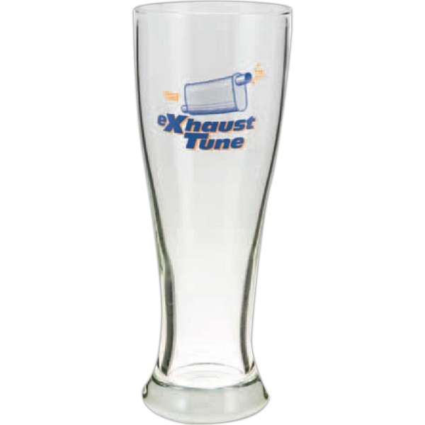 Custom Pilsner Glass, 16 oz