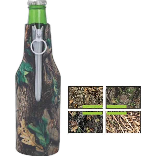 Customized The Original Bottle Suit (TM) - Trademark Camo
