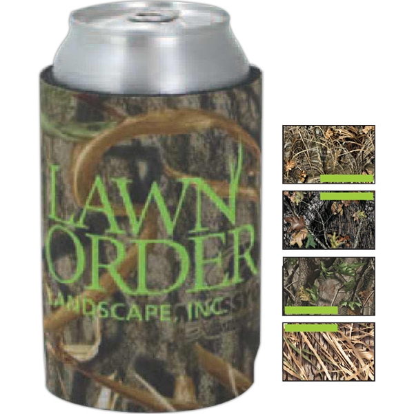 Promotional The Original Kolder Holder (TM) - Trademark Camo