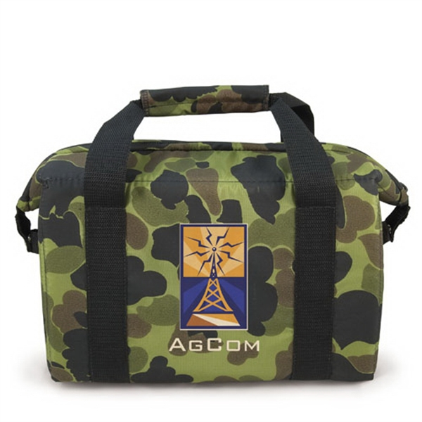 Printed Kooler Bag - 18pk Camo