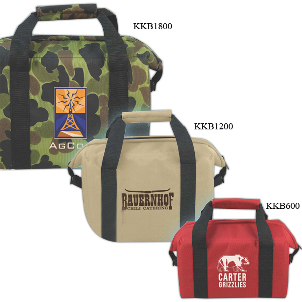 Printed Kooler Bag - 6pk Camo
