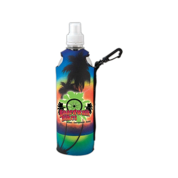 Personalized Bottle insulator