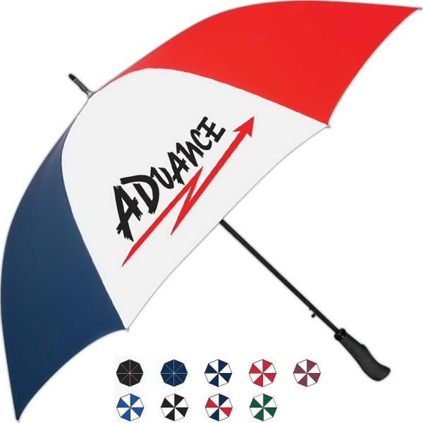 Customized Typhoon Golf Umbrella With Lightweight Foam Handle