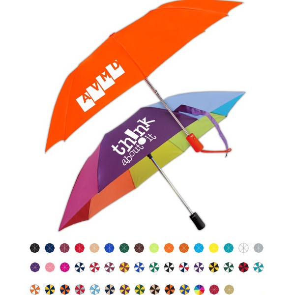 Custom Star Folding Umbrella With Automatic Open