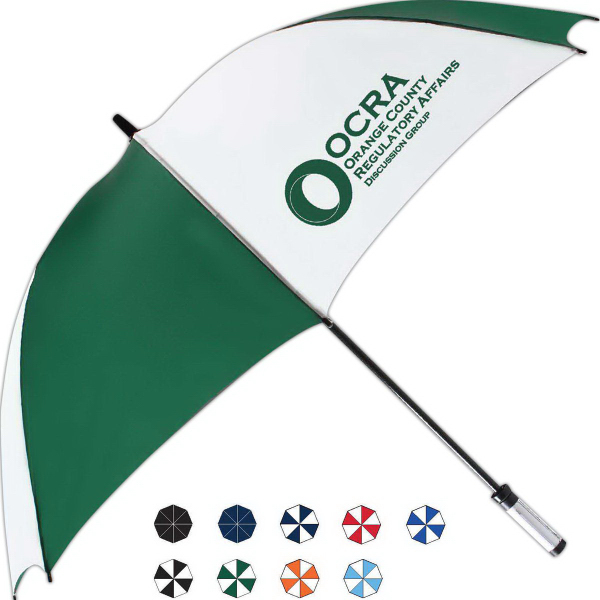 Personalized I.D. Pro Golf Umbrella With I.D. Handle