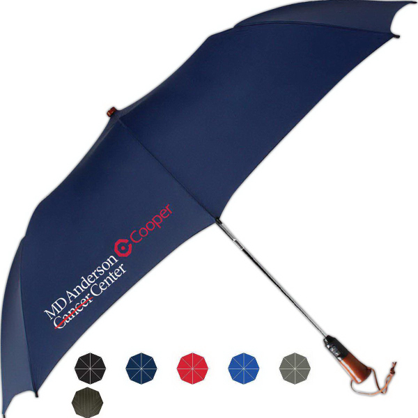 Custom Magnum Fashion Polyester Fabric Umbrella