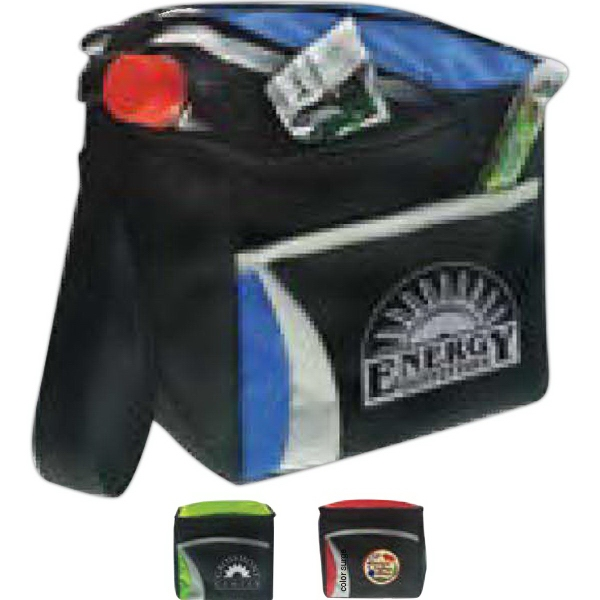 Promotional 6 Pack Wave Cooler
