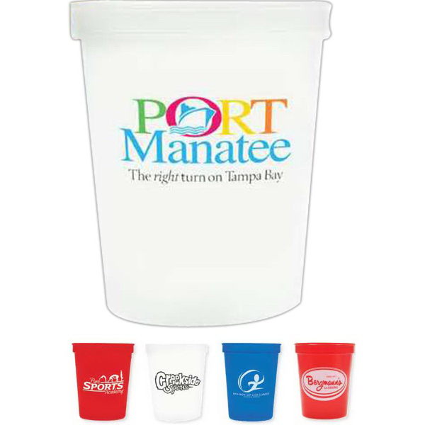 Promotional 16 oz Stadium Cup