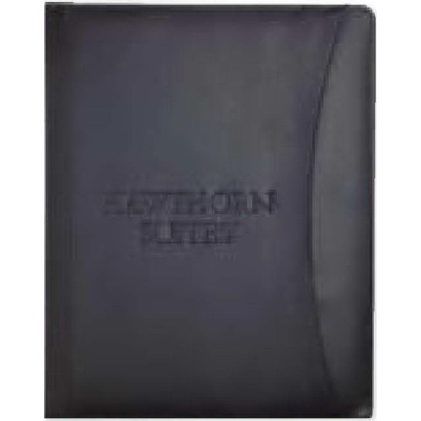 Printed Executive Crescent Padfolio