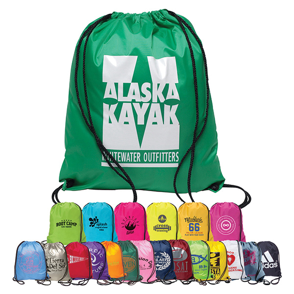 Personalized Drawstring Backsack