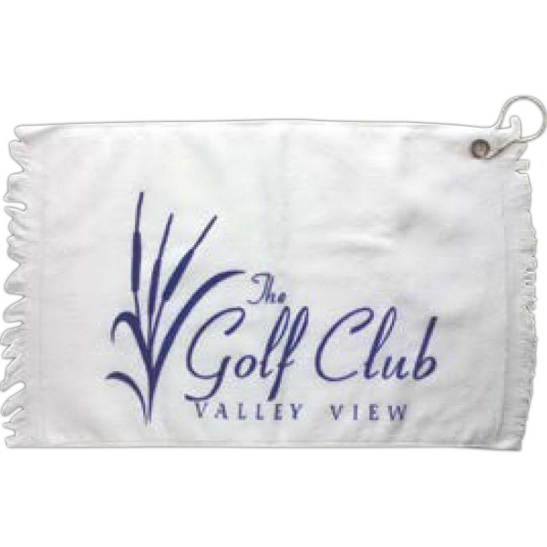 Printed Golf Towel