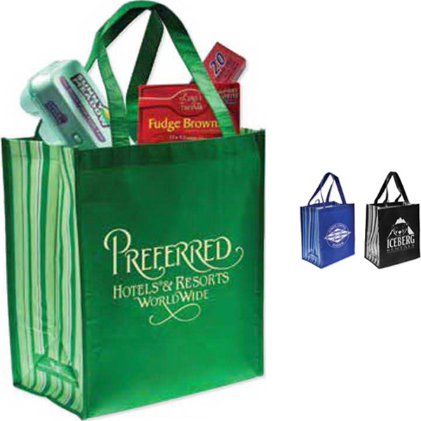 Promotional Laminate Tote