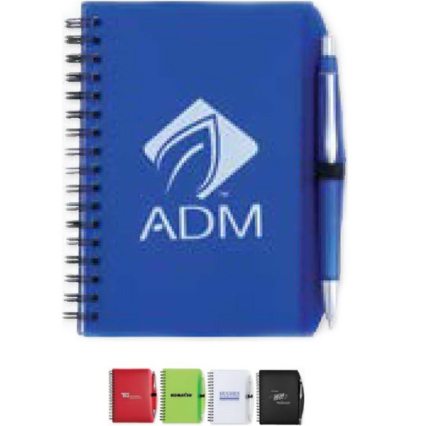 Promotional Pen Pal Notebook