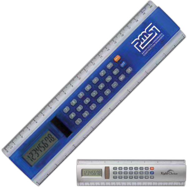 Imprinted Ruler Calculator