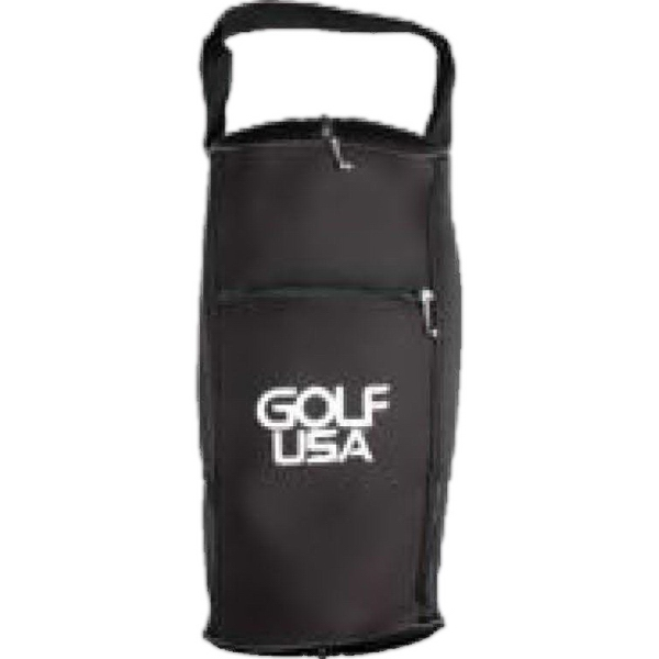 Printed Golf Shoe Bag