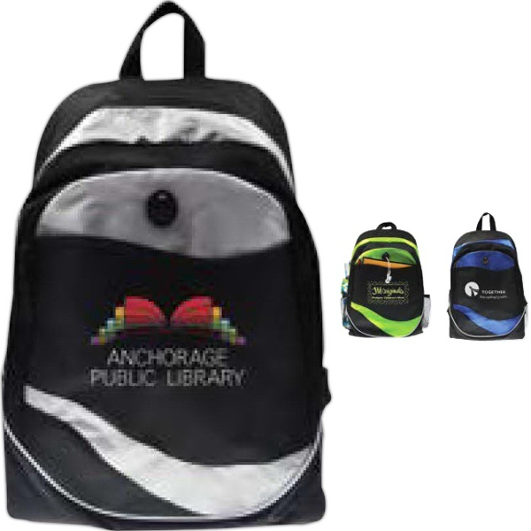 Promotional Wave Back Pack